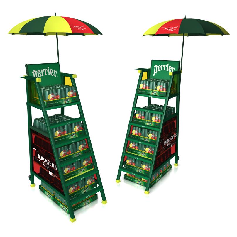Perrier Umbrella