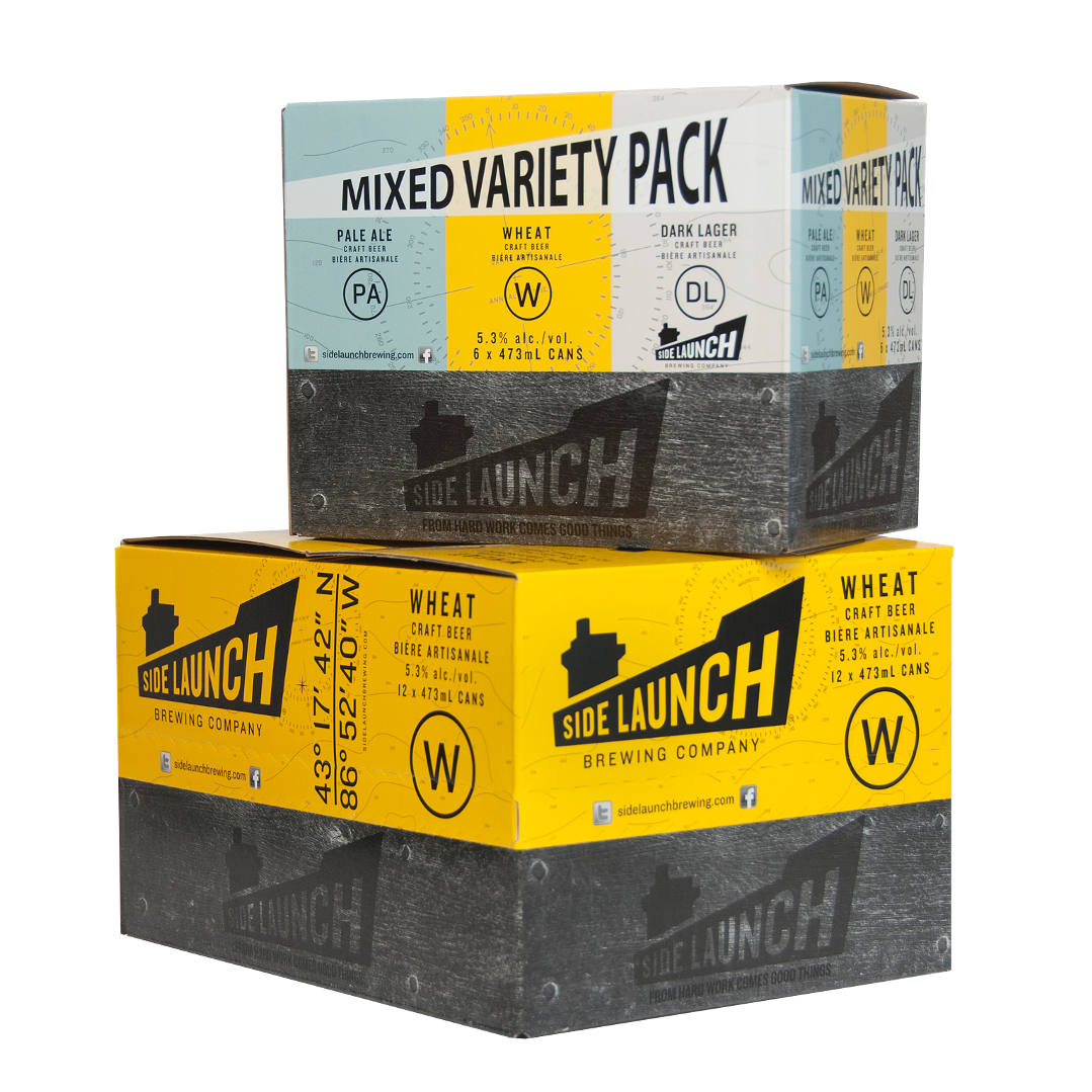 Side Launch Variety Pack