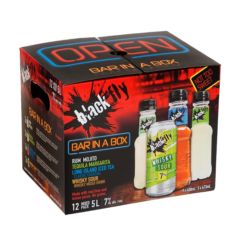 blackfly bar in a box